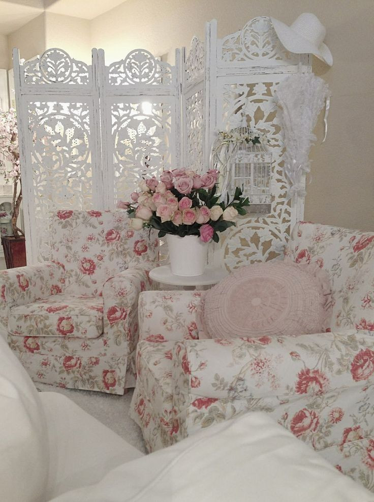 Best ideas about Shabby Chic Style . Save or Pin 22 best images about Shabby Chic Room Dividers etc on Now.