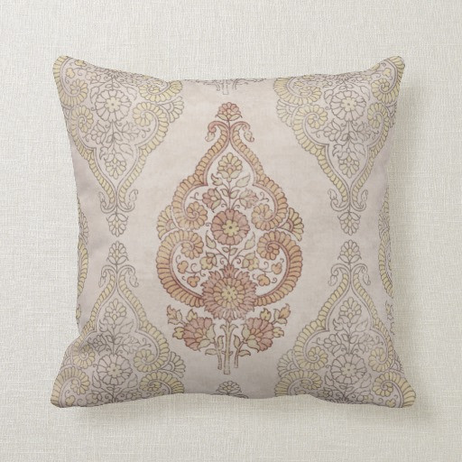 Best ideas about Shabby Chic Throw Pillows . Save or Pin Elegant Shabby Chic Paisley Throw Pillow Now.