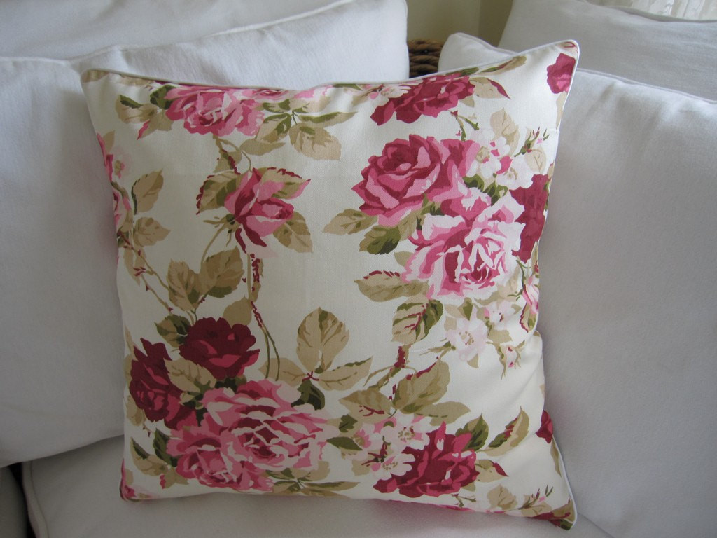 Best ideas about Shabby Chic Throw Pillows . Save or Pin Shabby chic home Country style 2 pcs decorative throw pillow Now.