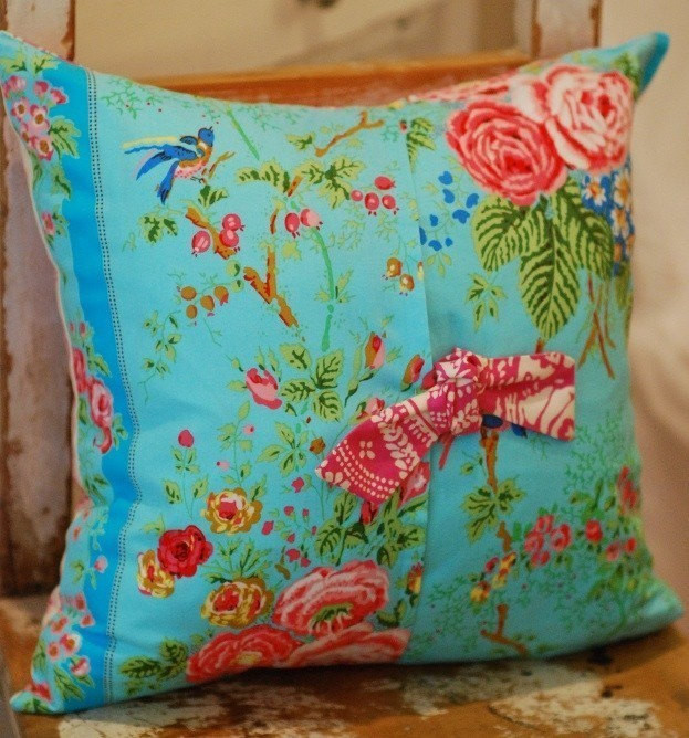 Best ideas about Shabby Chic Throw Pillows . Save or Pin Shabby Chic Pillow Cover Throw Pillow by KenilworthPlace Now.