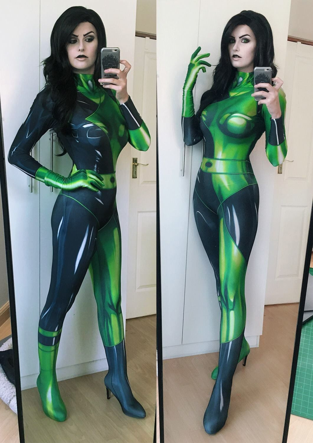 Best ideas about Shego Costume DIY . Save or Pin AMAZING SHEGO COSTUME DIY FROM KIM POSSIBLE Now.