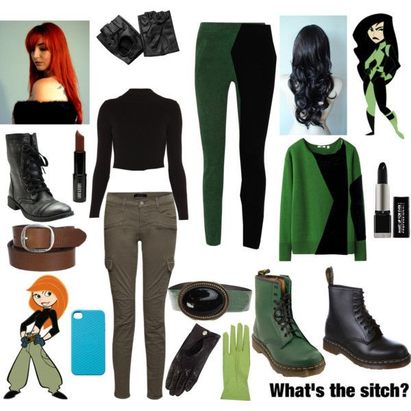 Best ideas about Shego Costume DIY . Save or Pin Kim Possible and Shego Cosplay Halloween Now.