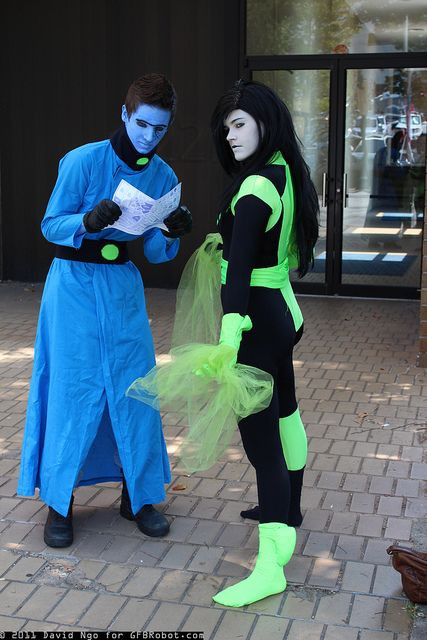 Best ideas about Shego Costume DIY . Save or Pin Dr Drakken and Shego Cosplay Now.