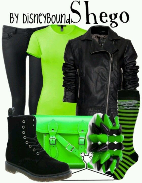 Best ideas about Shego Costume DIY . Save or Pin DIY and crafts and Costumes on Pinterest Now.