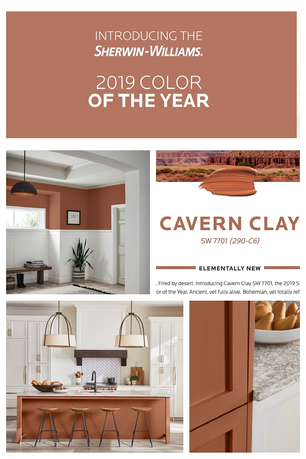 Best ideas about Sherwin Williams Paint Colors 2019 . Save or Pin 2019 Colors of the Year Now.