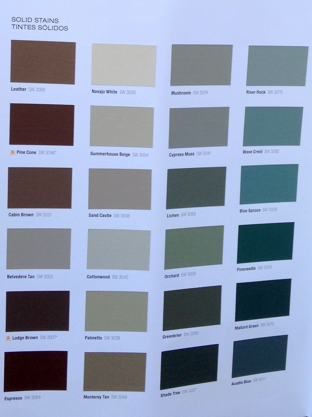 Best ideas about Sherwin Williams Paint Colors 2019 . Save or Pin Sherwin Williams solid stains for deck & fence Now.
