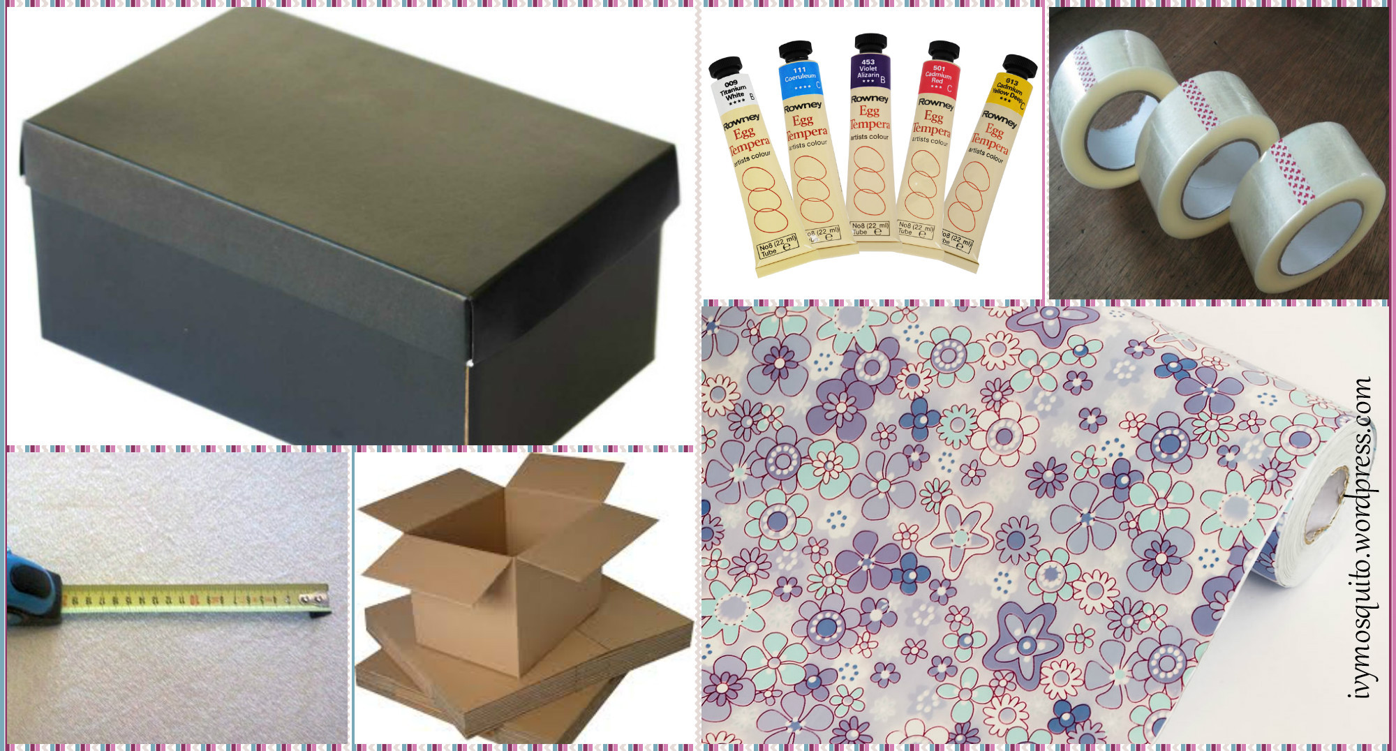 Best ideas about Shoes Box DIY . Save or Pin DIY shoe box – Loving Iva Now.