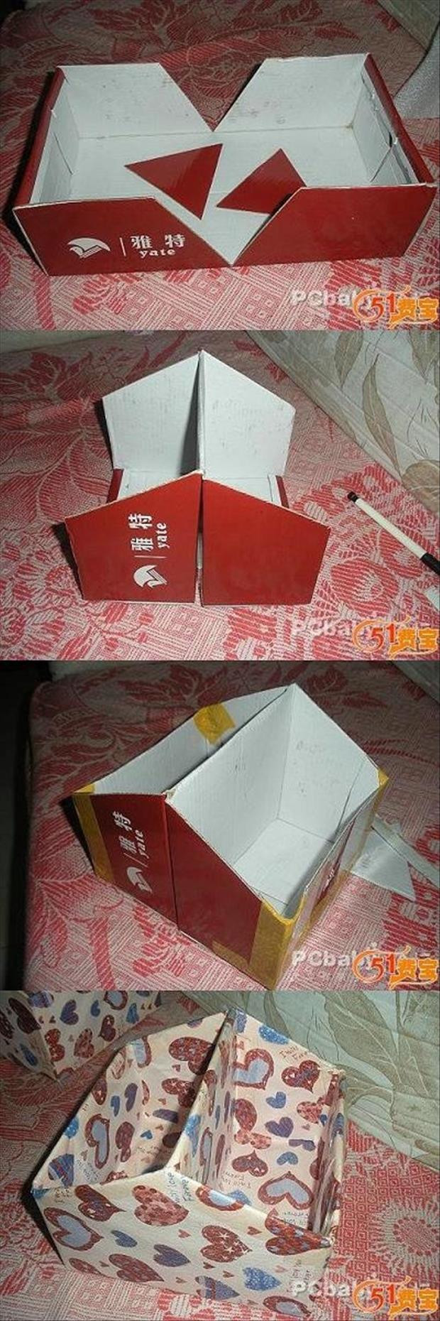 Best ideas about Shoes Box DIY . Save or Pin Shoebox Now.