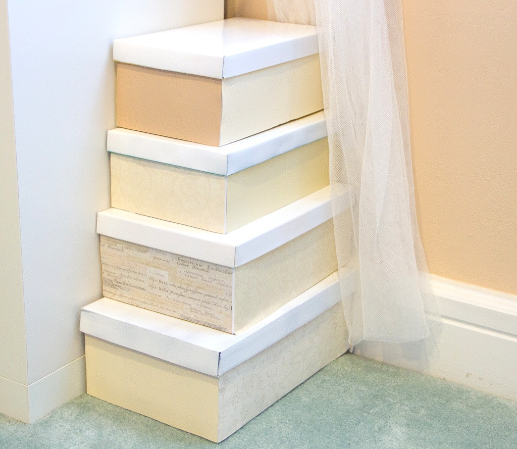 Best ideas about Shoes Box DIY . Save or Pin DIY Cute Shoe Box Storage Now.