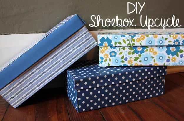 Best ideas about Shoes Box DIY . Save or Pin 43 Creative DIY Ideas With Old Shoe Boxes Now.