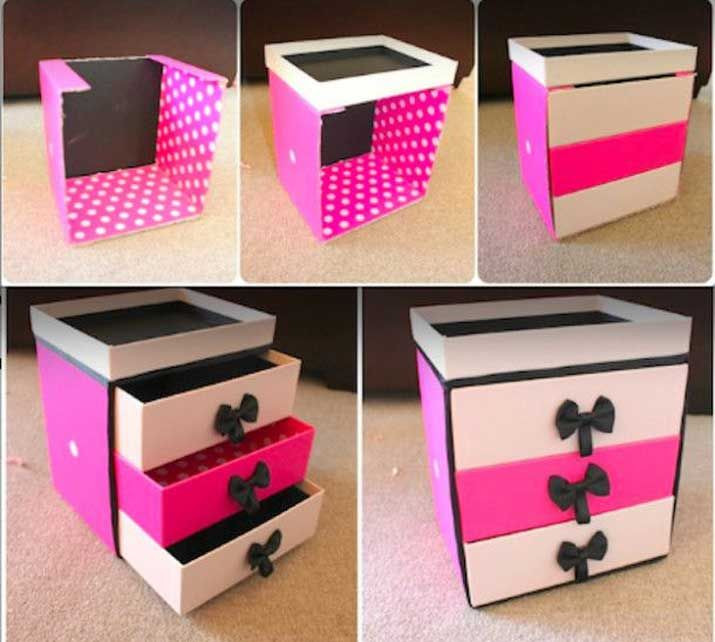 Best ideas about Shoes Box DIY . Save or Pin 5 Creative Ways to Use Your Old Shoe Boxes Now.