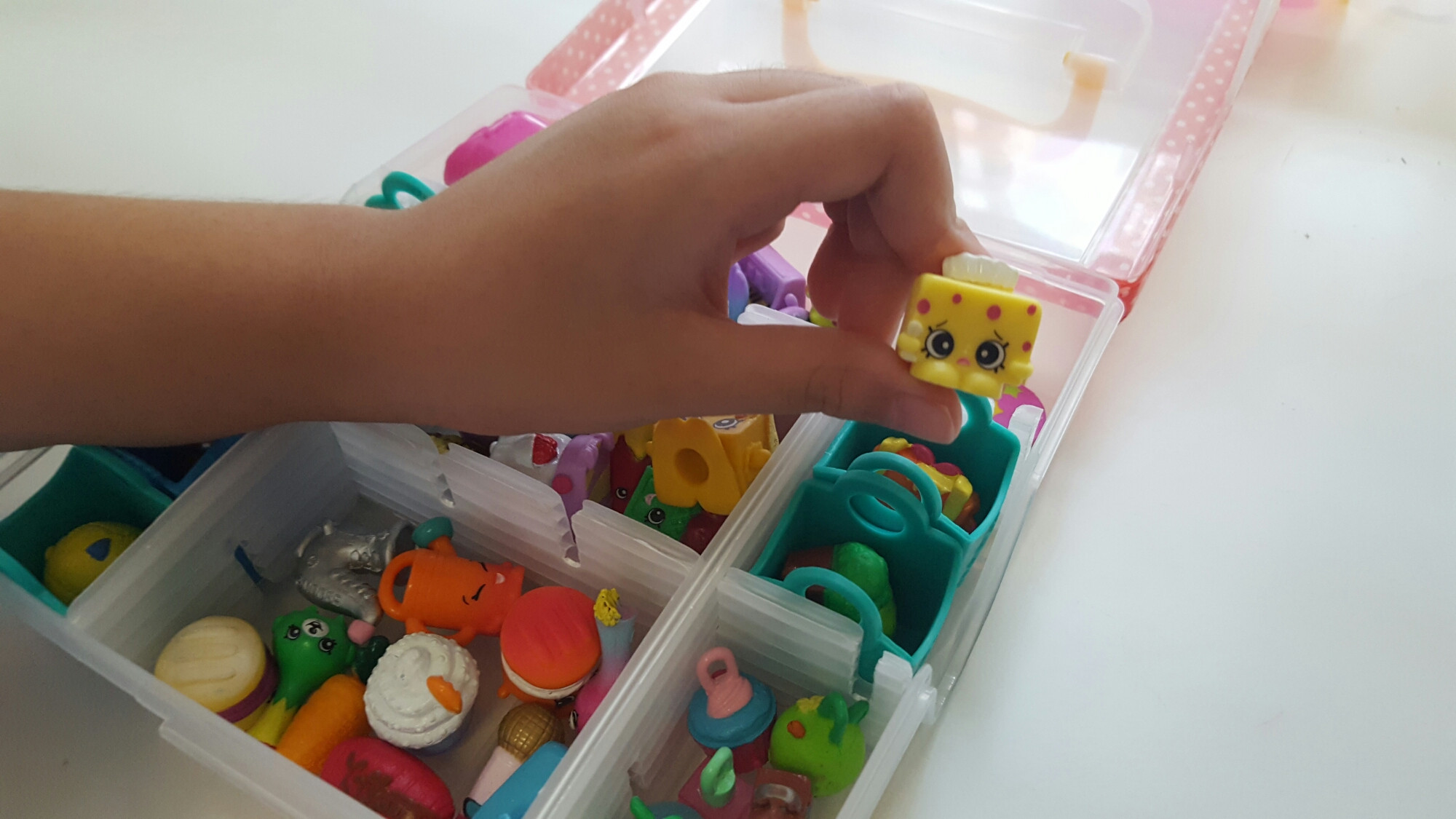 Best ideas about Shopkins Organizer DIY . Save or Pin DIY Shopkins Storage Box at $4 – Mum Craft Now.