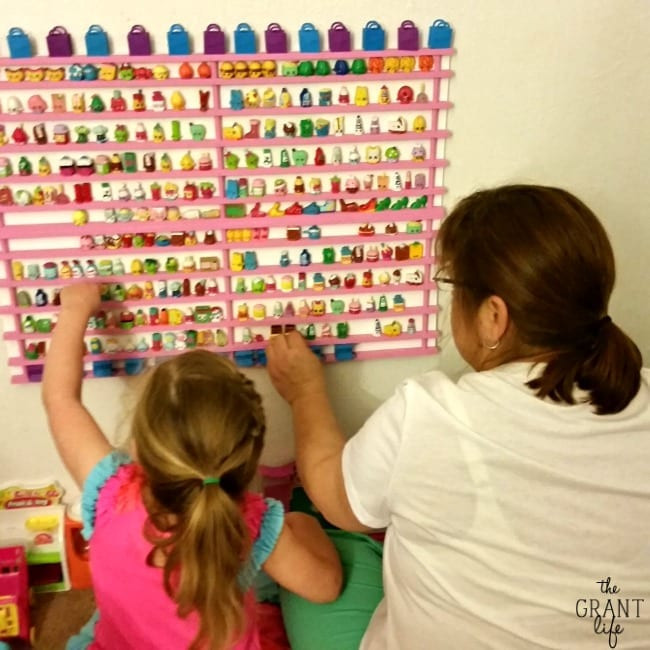 Best ideas about Shopkins Organizer DIY . Save or Pin DIY Shopkins Storage Rack mom makes dinner Now.