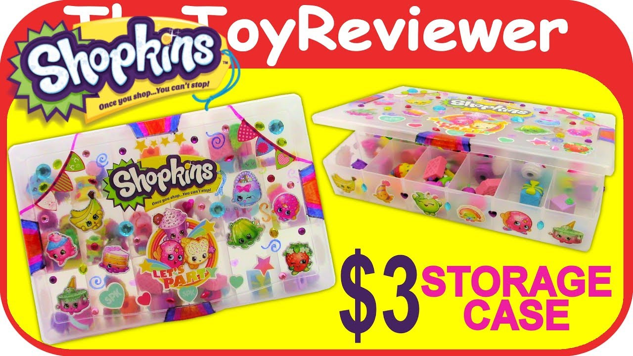 Best ideas about Shopkins Organizer DIY . Save or Pin Shopkins $3 Storage Case Organizer Display Stickers DIY Now.