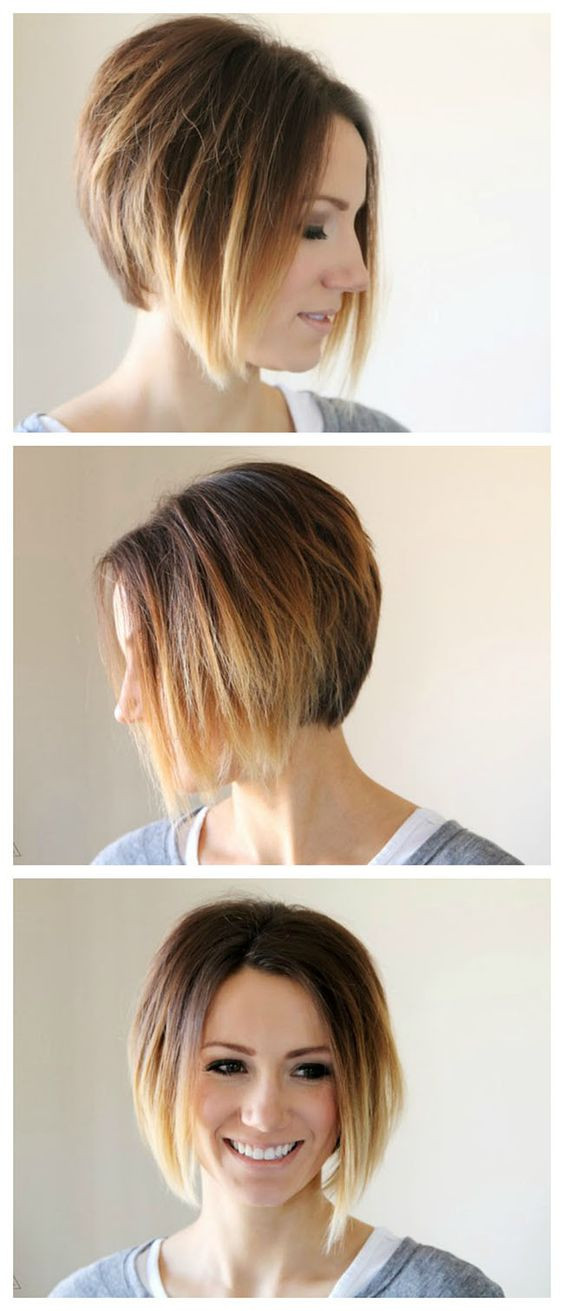 Best ideas about Short Hair Ombre DIY . Save or Pin The Great Hair Post short hair pixie cuts ombre short Now.