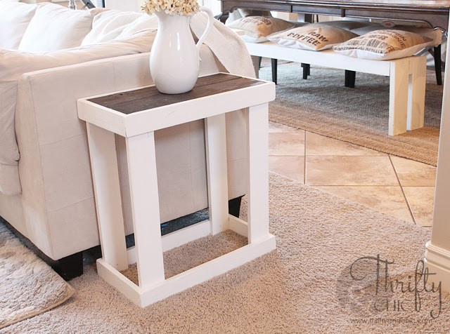 Best ideas about Side Tables DIY . Save or Pin DIY End Tables That Look Stylish and Unique Now.