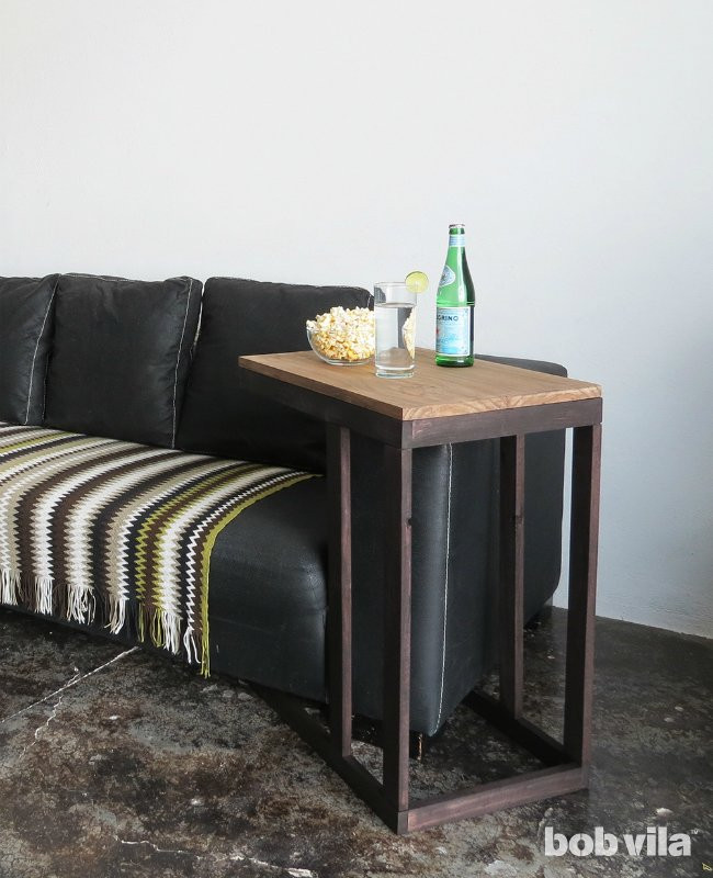 Best ideas about Side Tables DIY . Save or Pin DIY Side Table DIY Lite Bob Vila Now.