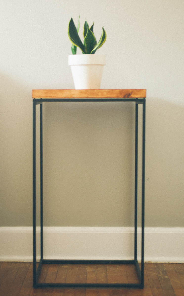 Best ideas about Side Tables DIY . Save or Pin Ikea Hack Attack Making a Side Table Now.