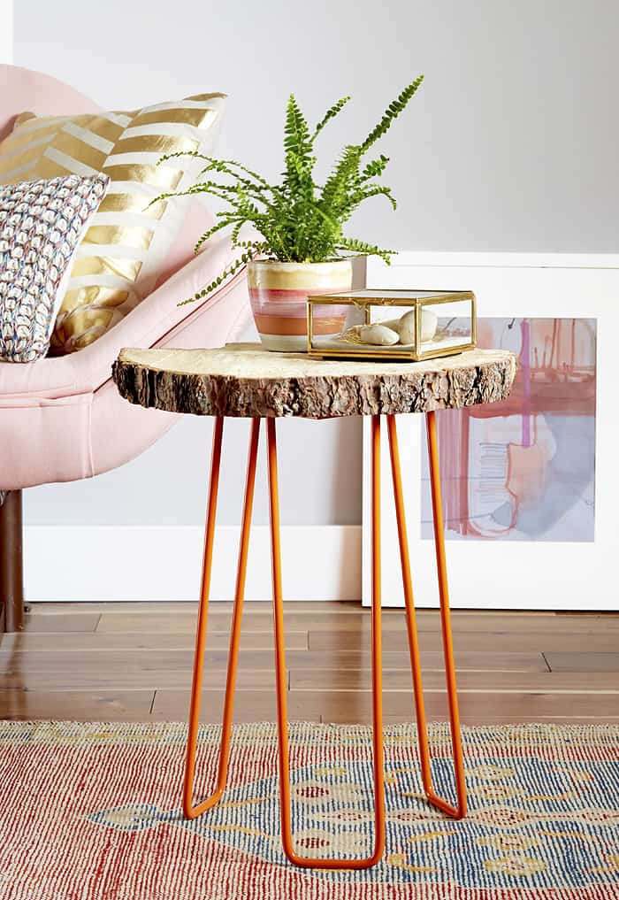 Best ideas about Side Tables DIY . Save or Pin 15 Beautiful Cheap DIY Coffee Table Ideas Now.
