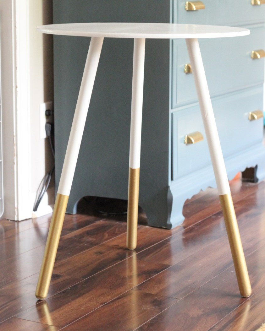 Best ideas about Side Tables DIY . Save or Pin DIY End Table Ideas Top 5 Easy and Cheap Projects FROY BLOG Now.