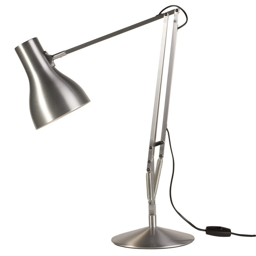Best ideas about Silver Desk Lamp . Save or Pin Silver desk lamp Now.