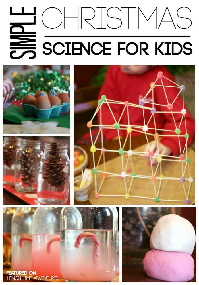 Best ideas about Simple Activities For Kids . Save or Pin Simple Christmas Science Activities for Kids Now.