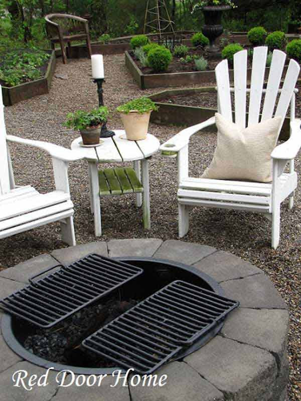 Best ideas about Simple Backyard Fire Pit Ideas . Save or Pin 38 Easy and Fun DIY Fire Pit Ideas Now.