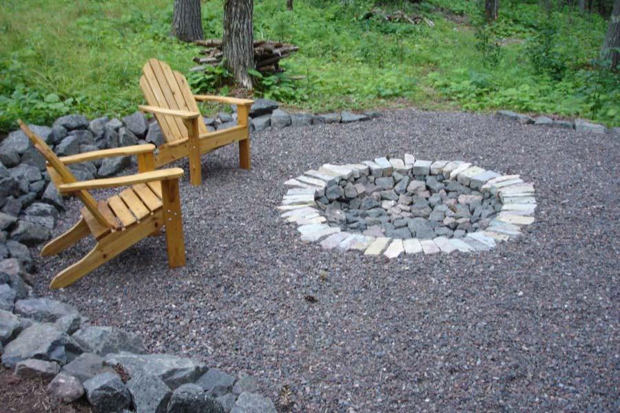 Best ideas about Simple Backyard Fire Pit Ideas . Save or Pin Simple Backyard Fire Pit Ideas Now.