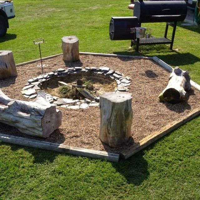 Best ideas about Simple Backyard Fire Pit Ideas . Save or Pin 27 Surprisingly Easy DIY BBQ Fire Pits Anyone Can Make Now.
