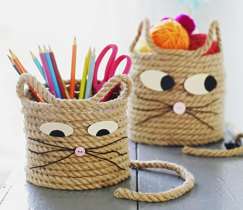 Best ideas about Simple Crafts For Kids . Save or Pin Cat Craft and Treat Ideas for Kids The Idea Room Now.