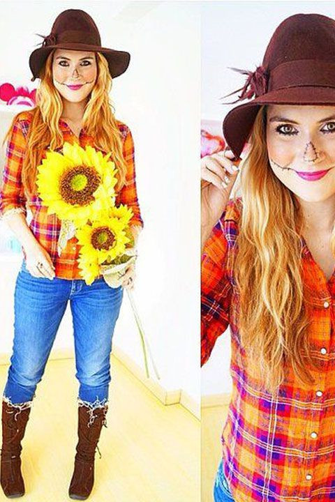 Best ideas about Simple DIY Halloween Costumes . Save or Pin 1000 ideas about Diy Halloween Costumes on Pinterest Now.