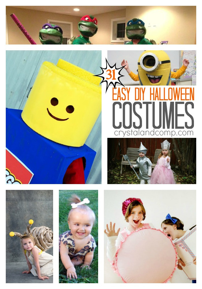 Best ideas about Simple DIY Halloween Costumes . Save or Pin Homemade Lego Costume Now.