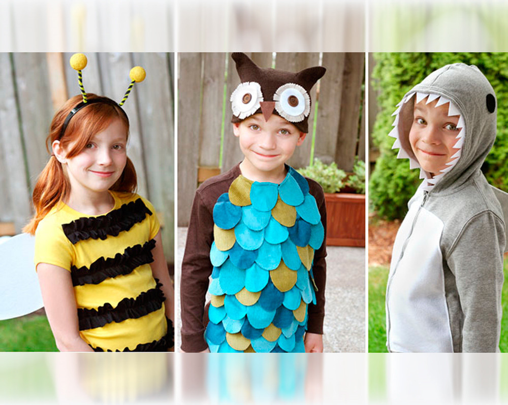 Best ideas about Simple DIY Halloween Costumes . Save or Pin Handmade Halloween Costumes Now.