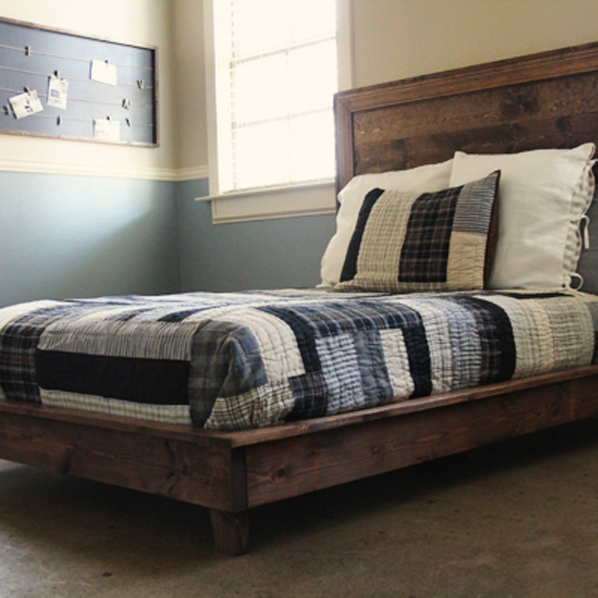Best ideas about Simple DIY Platform Bed . Save or Pin 10 Awesome DIY Platform Bed Designs — The Family Handyman Now.