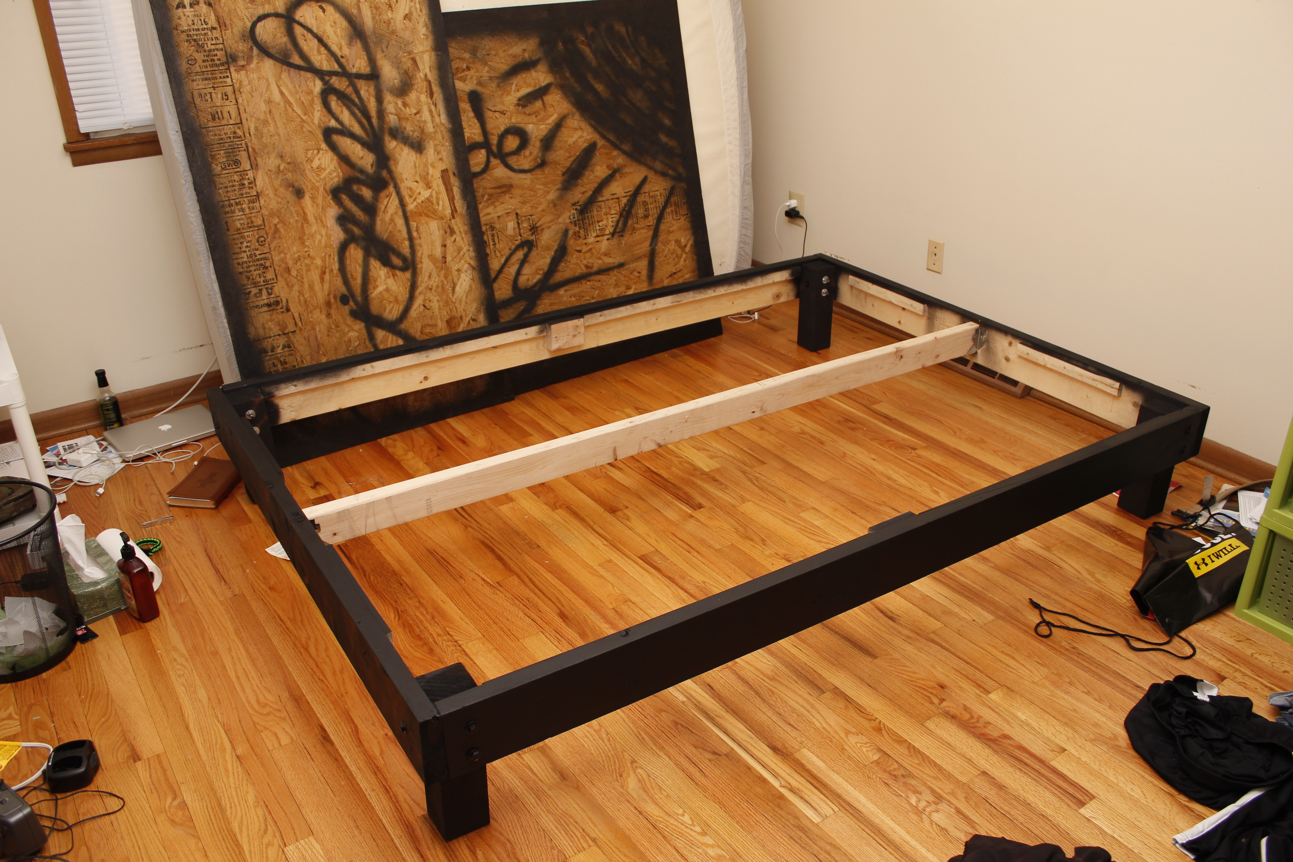 Best ideas about Simple DIY Platform Bed . Save or Pin 301 Moved Permanently Now.