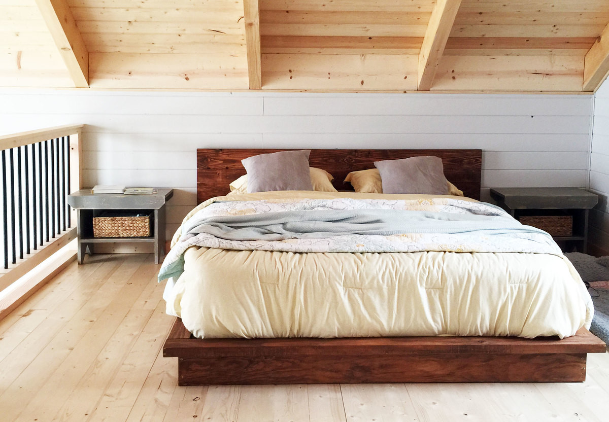 Best ideas about Simple DIY Platform Bed . Save or Pin Ana White Now.