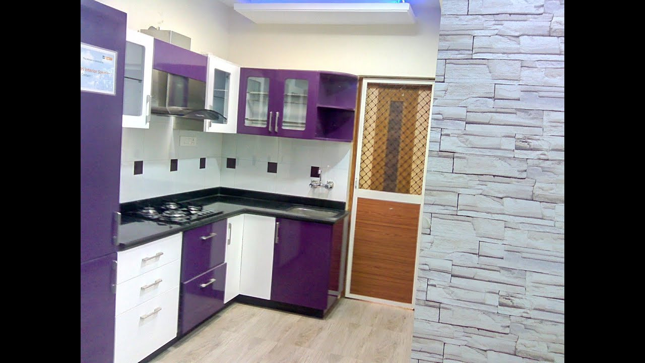 Best ideas about Simple Kitchen Ideas . Save or Pin Modular Kitchen Design Simple and Beautiful Now.