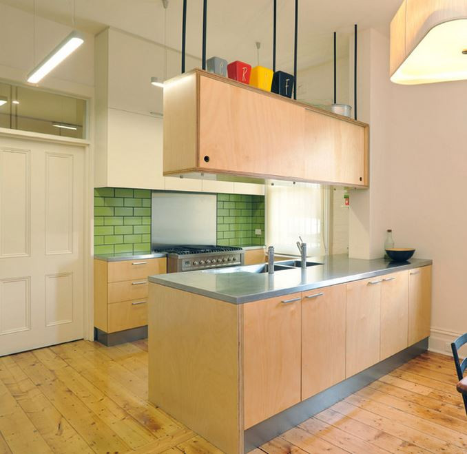 Best ideas about Simple Kitchen Ideas . Save or Pin Simple Kitchen Design for Small House Kitchen Now.