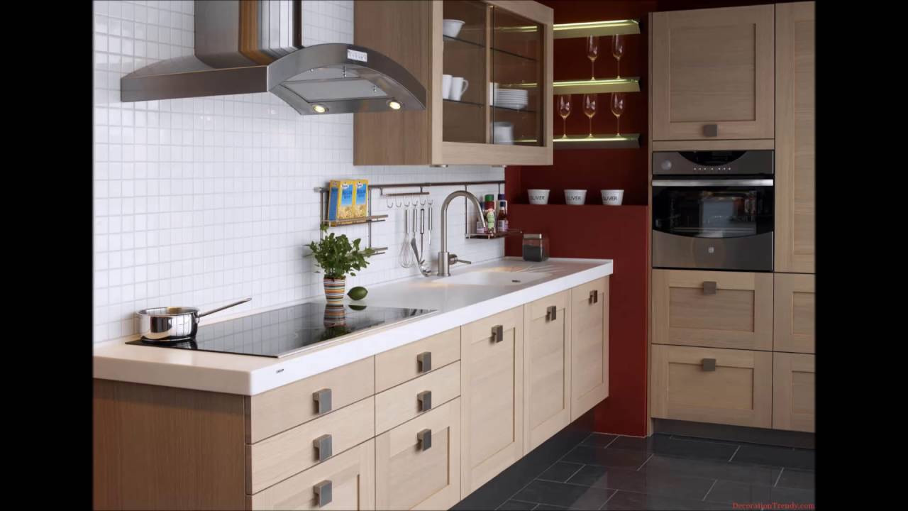Best ideas about Simple Kitchen Ideas . Save or Pin Simple Small Kitchen Design Ideas Now.