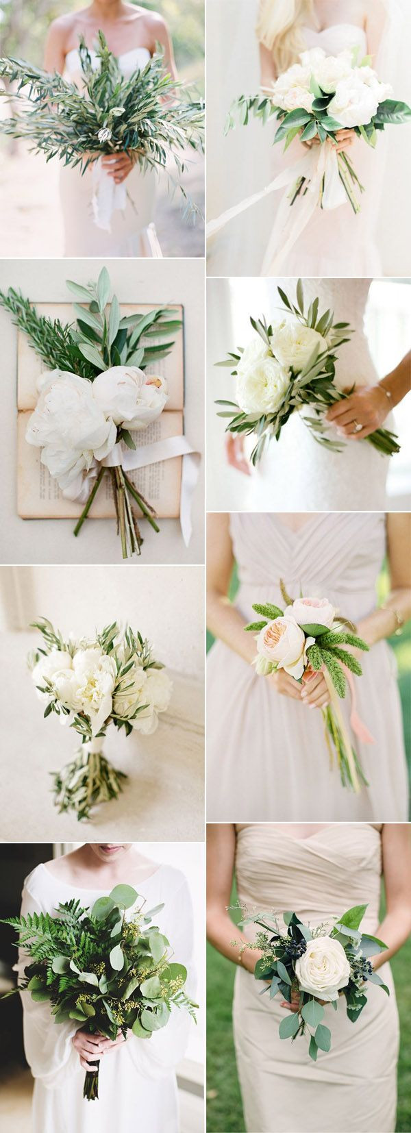 Best ideas about Simple Wedding Bouquets DIY . Save or Pin 2017 Trends Easy Diy Organic Minimalist Wedding Ideas Now.