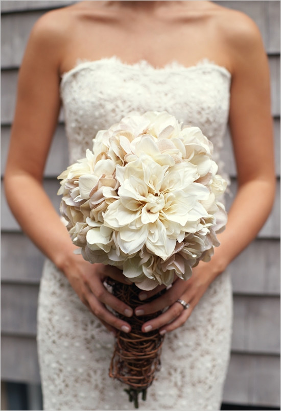 Best ideas about Simple Wedding Bouquets DIY . Save or Pin Rustic Country Wedding Ideas Country Wedding Bouquet Now.