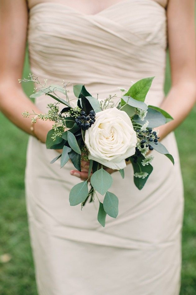 Best ideas about Simple Wedding Bouquets DIY . Save or Pin 25 Best Ideas about Single Flower Bouquet on Pinterest Now.