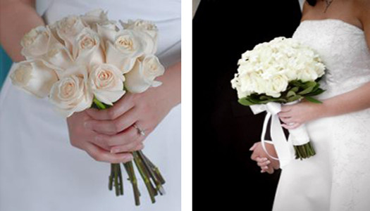 Best ideas about Simple Wedding Bouquets DIY . Save or Pin Green & Simple DIY Bouquets Now.