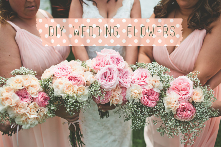 Best ideas about Simple Wedding Bouquets DIY . Save or Pin DIY Wedding Flowers – Live Love Simple Now.