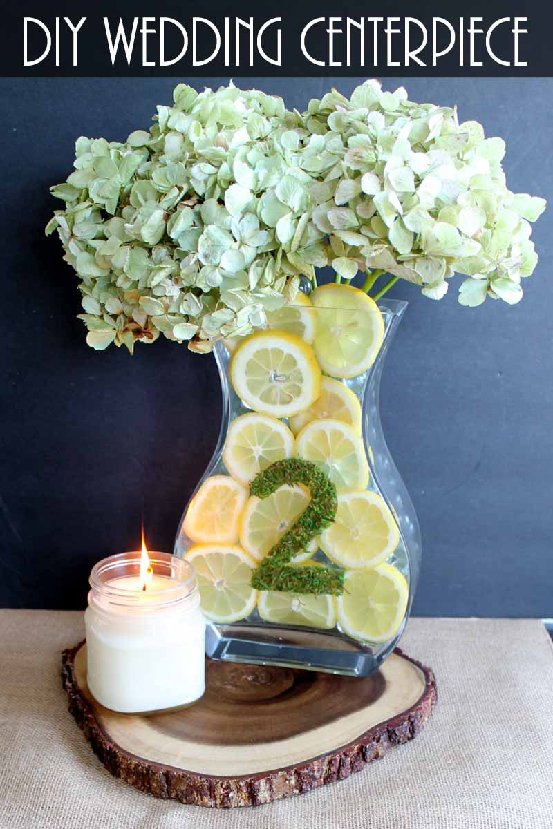 Best ideas about Simple Wedding Centerpieces DIY . Save or Pin Simple Wedding Centerpieces with Lemons The Country Chic Now.