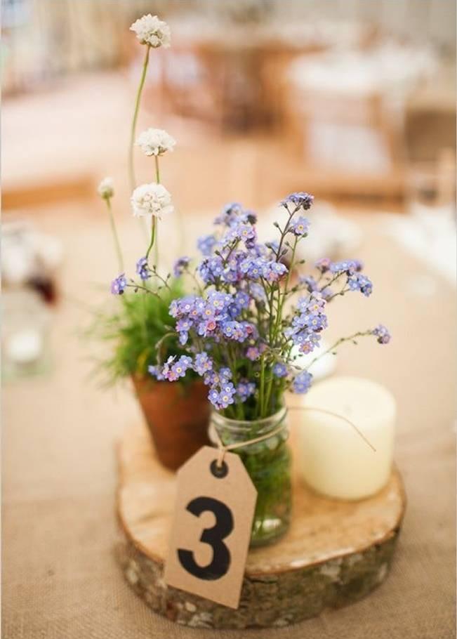 Best ideas about Simple Wedding Centerpieces DIY . Save or Pin Simple DIY Wedding Centerpiece Ideas Now.