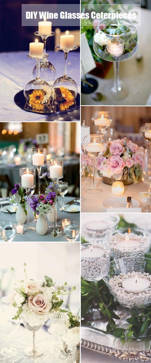 Best ideas about Simple Wedding Centerpieces DIY . Save or Pin 40 DIY Wedding Centerpieces Ideas for Your Reception Now.