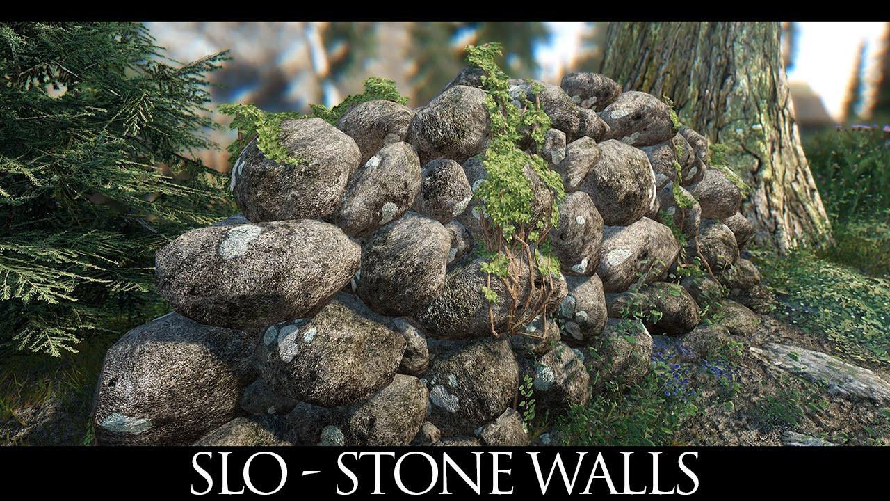 Best ideas about Skyrim Landscape Overhaul . Save or Pin TES V Skyrim Mods Skyrim Landscape Overhaul Stone Now.