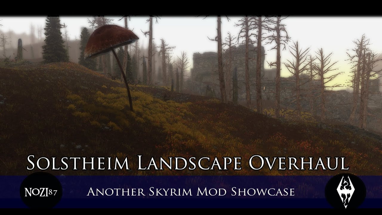 Best ideas about Skyrim Landscape Overhaul . Save or Pin TES V Skyrim Mods Solstheim Landscape Overhaul by AceeQ Now.