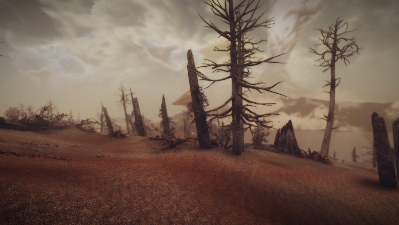 Best ideas about Skyrim Landscape Overhaul . Save or Pin Image Solstheim Landscape Overhaul Dead 7 Now.